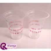 Sablon Cup Plastik Ambarawa