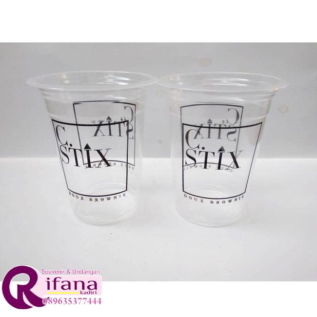 Sablon Cup Plastik Yogyakarta