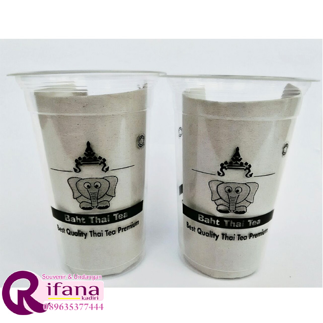 Sablon Cup Plastik Bandung