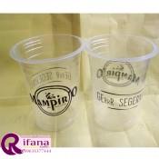 Sablon Cup Plastik Wonosobo