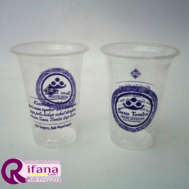 Sablon Cup Plastik Balikpapan