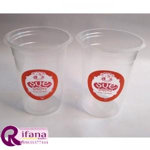 Sablon Cup Plastik Wonosari