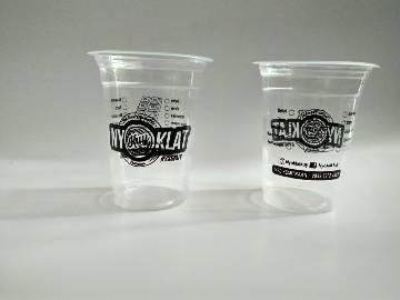 Sablon Cup Plastik Barabai