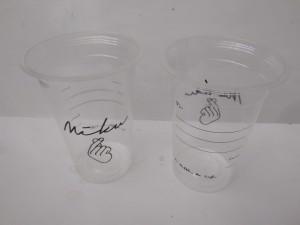 Sablon Cup Plastik Banjarmasin