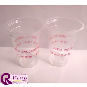 Sablon Cup Plastik Tulungagung