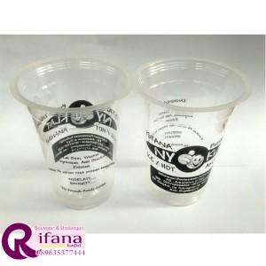 Sablon Cup Plastik Trenggalek