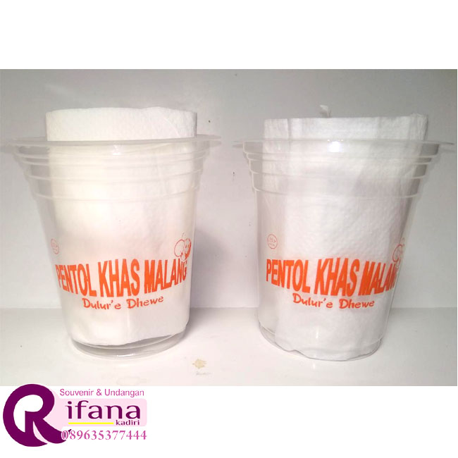 Sablon Cup Plastik Tasikmalaya