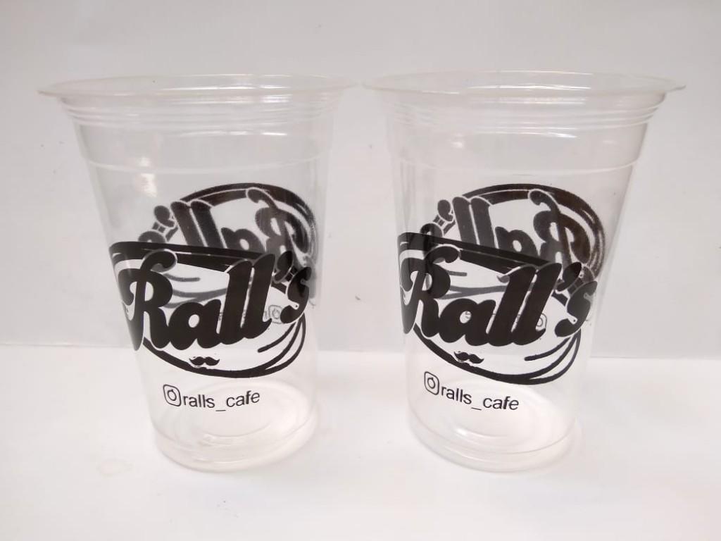 Sablon Cup Plastik Kalianda