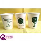 Sablon Paper Cup 8 oz