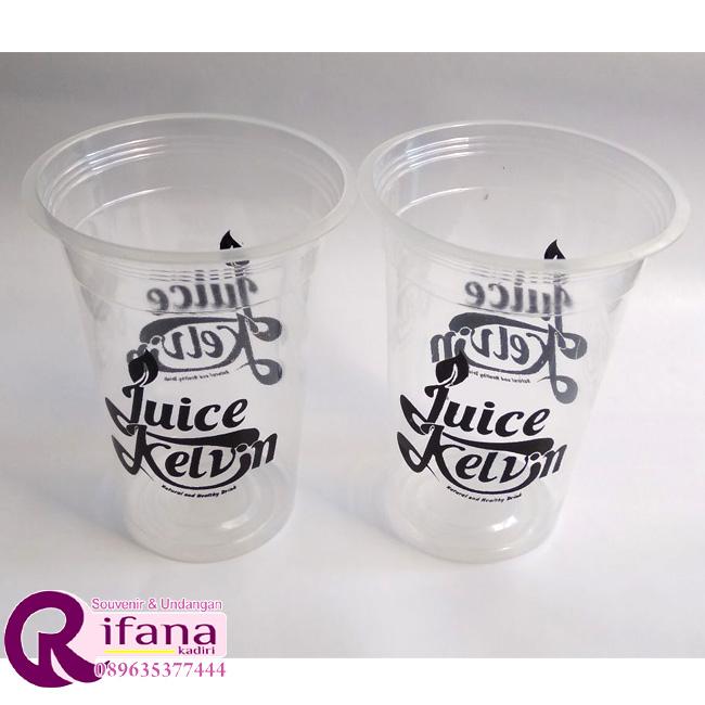Sablon Cup Plastik Purworejo