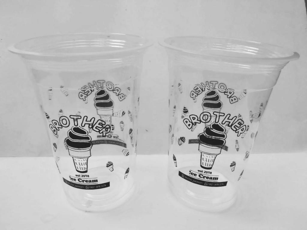 Sablon Cup Plastik Jakarta
