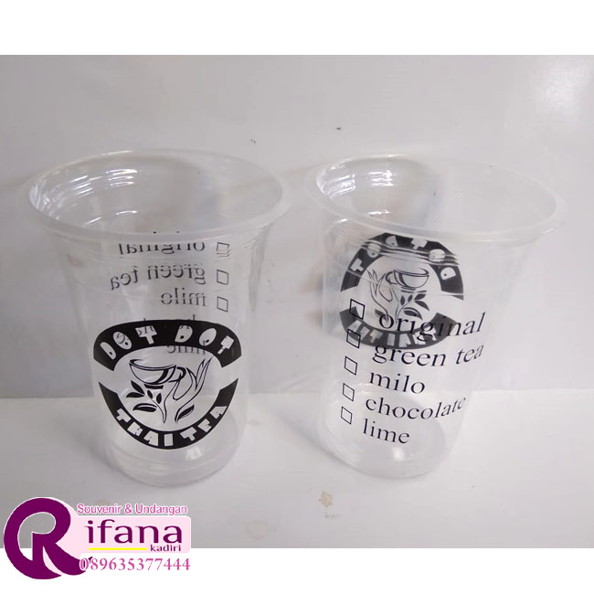 Sablon Cup Plastik Pasuruan