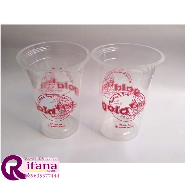 Sablon Cup Plastik Nganjuk
