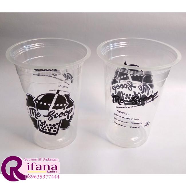 Sablon Cup Plastik Mojokerto