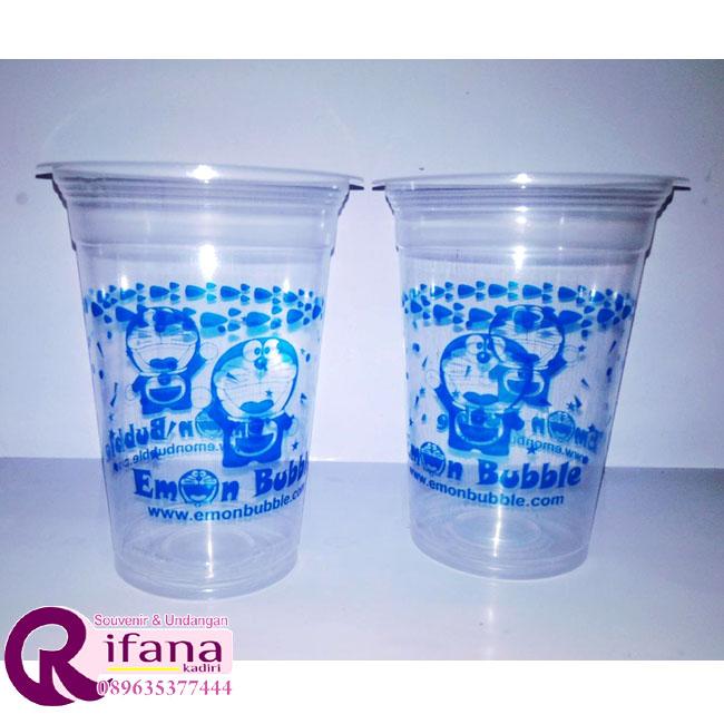 Sablon Cup Plastik Makassar