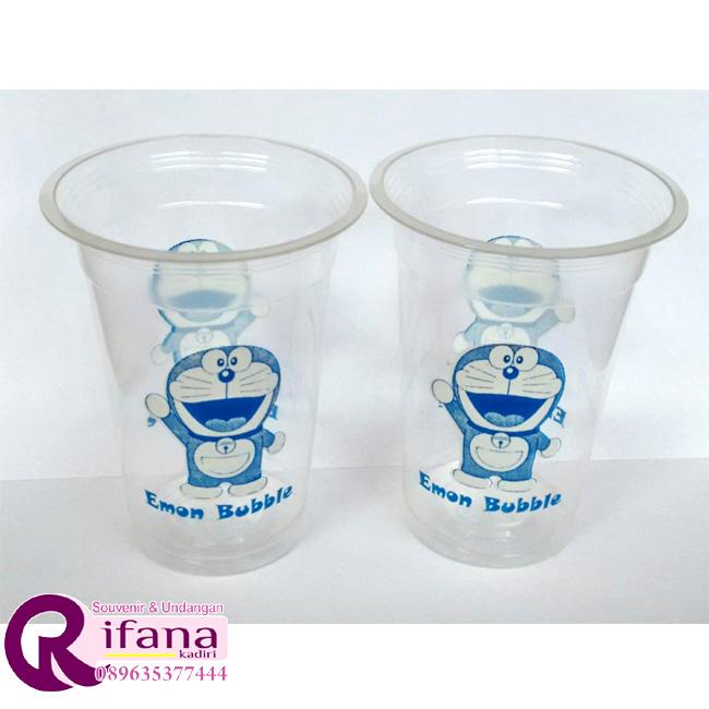 Sablon Cup Plastik Majalengka