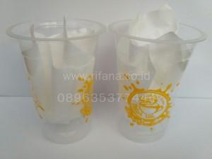 Sablon Gelas Cup