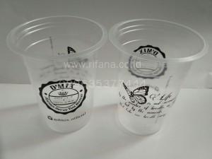 Sablon Cup Plastik Bojonegoro