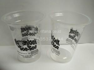Sablon Cup Plastik Bogor
