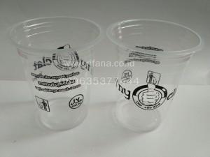 Sablon Cup Plastik Bengkalis