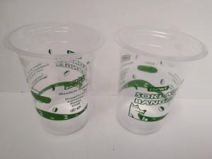 Sablon Cup Plastik Banjar