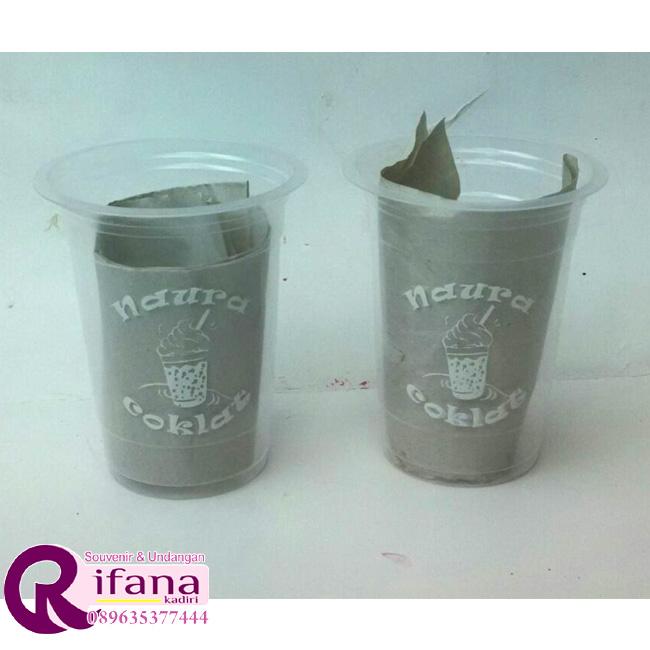 Sablon Cup Plastik Kepanjen